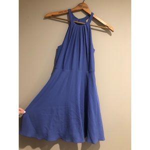 Express Halter Top Dress